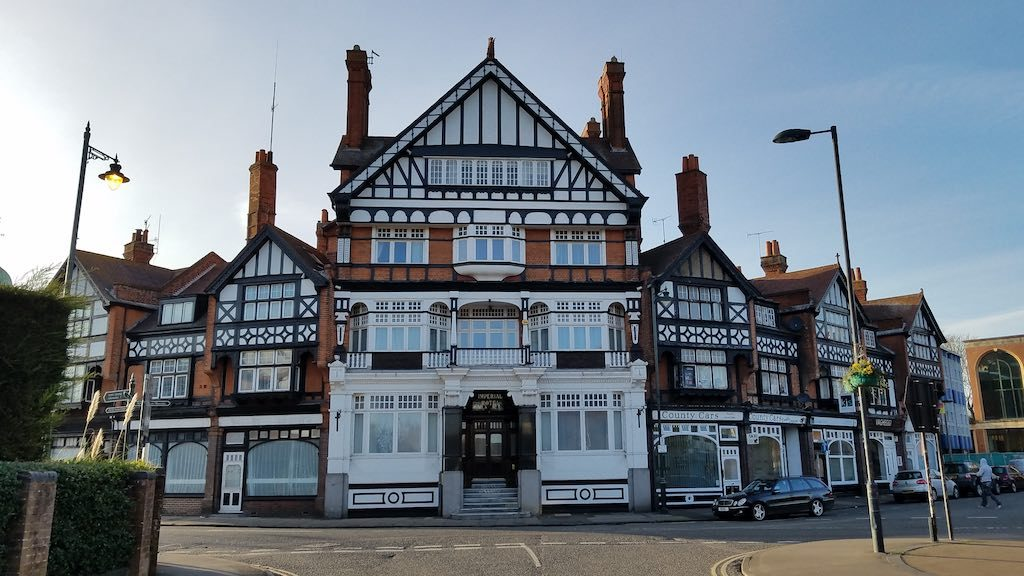 Henley-on-Thames, United Kingdom - The Red Lion Hotel - The Imperial Hotel