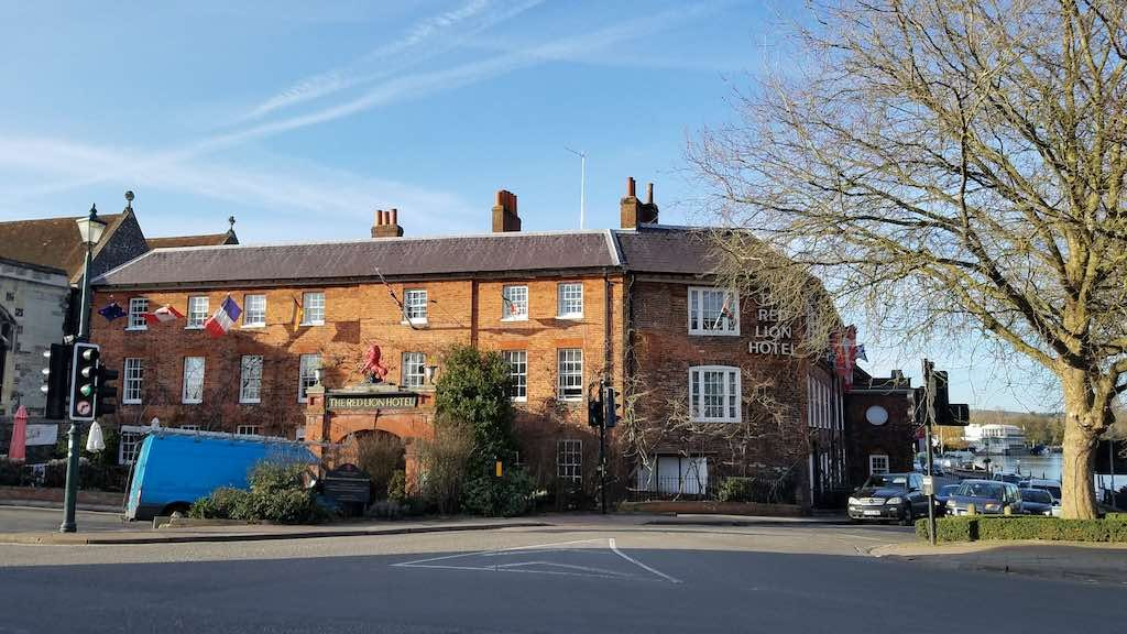 Henley-on-Thames, United Kingdom - The Red Lion Hotel