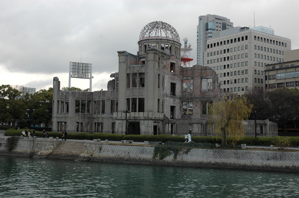 Hiroshima, Japan - Atomic Bomb Dome