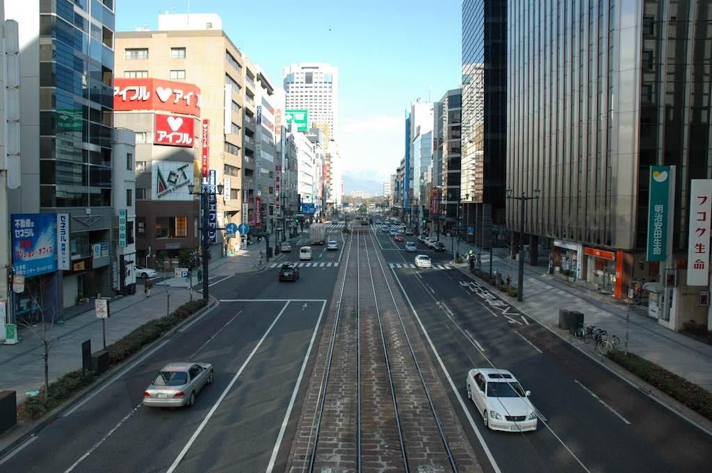 Hiroshima, Japan - Street