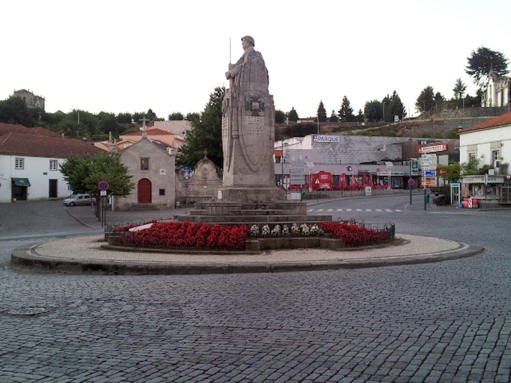Lamego, Portugal - Igreja de Nossa Senhora dos Remedios