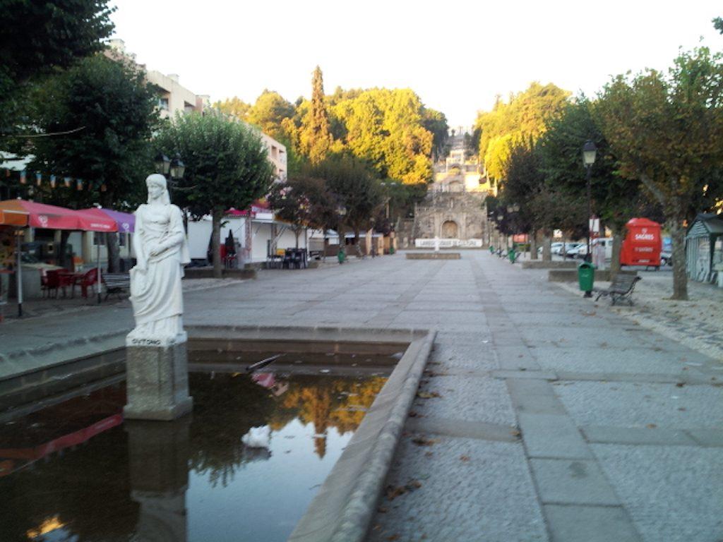 Lamego, Portugal - Santuario Nossa Senhora dos Remedios
