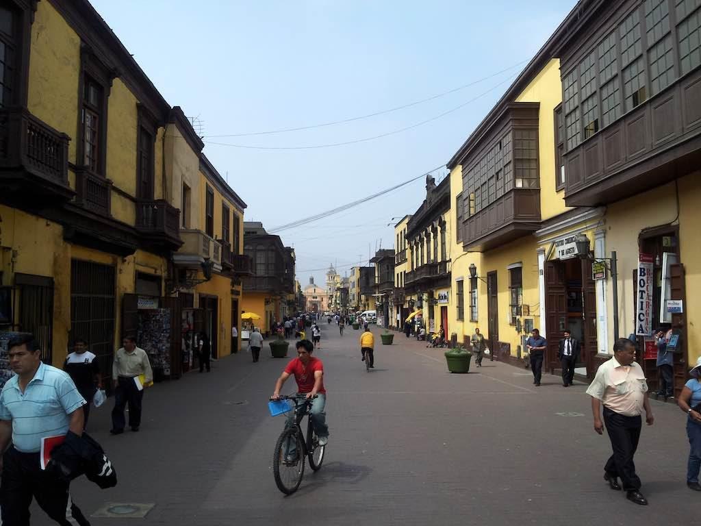 Lima, Peru - Distrito del Rimac