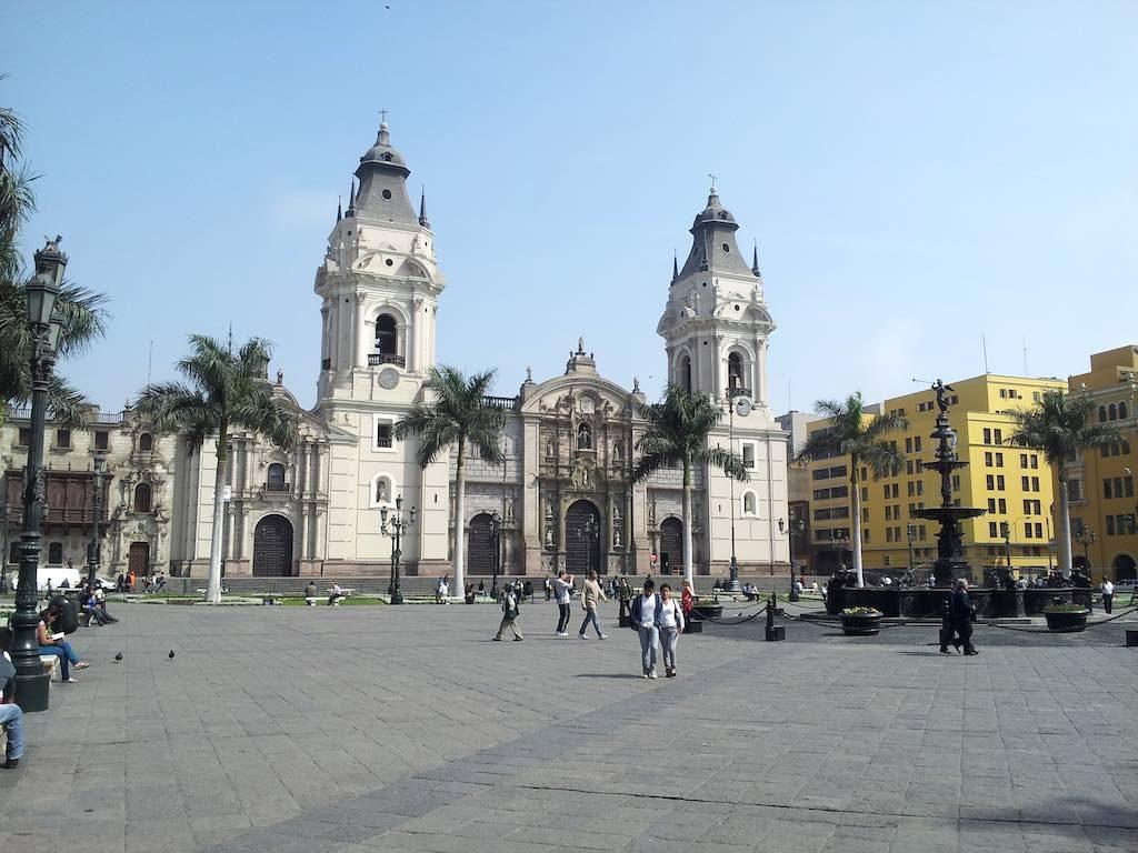 Lima, Peru - Lima Cathedral