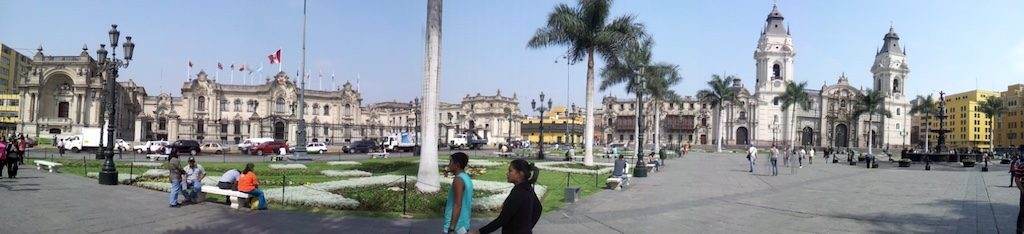 Lima, Peru - Plaza Mayor