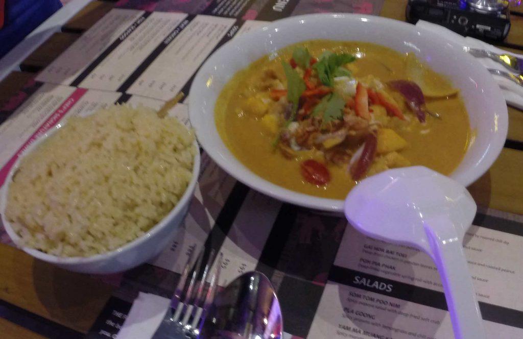 Macau - Meal