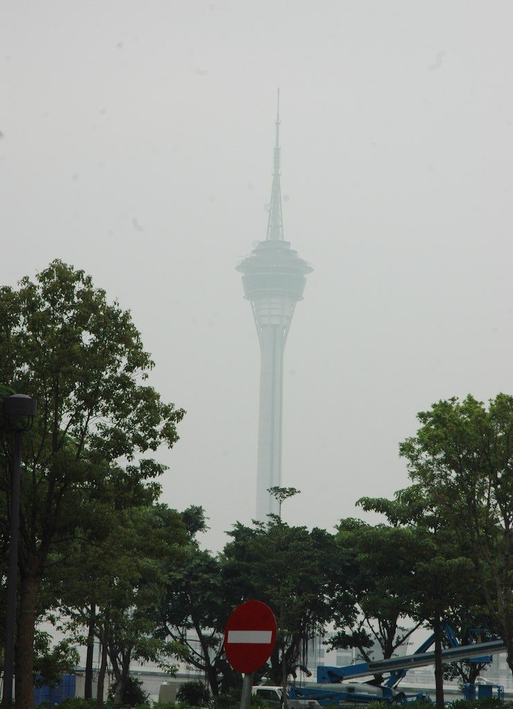 Macau - MacauTower