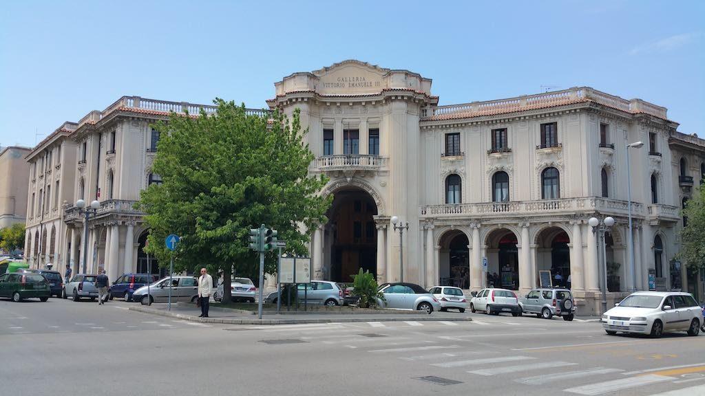 Messina, Italy - Galleria Vittorio Emanuele III