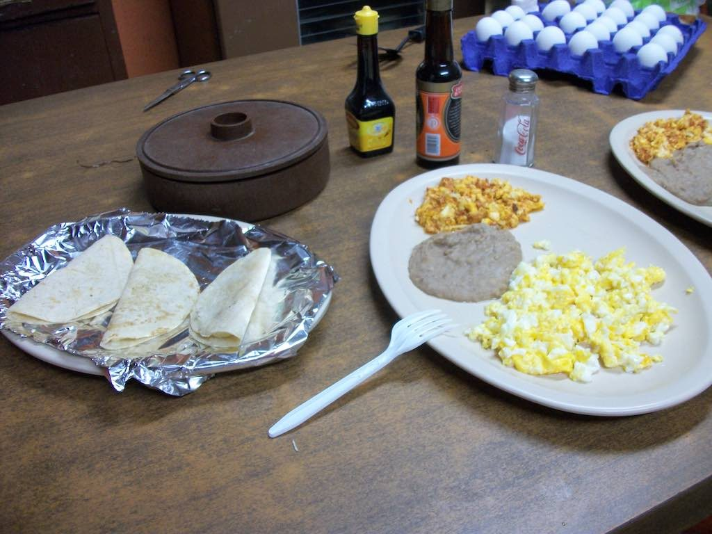 Monterrey, Nuevo Leon Mexico - Breakfast
