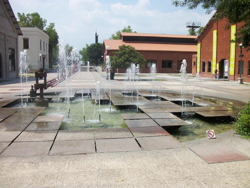 Monterrey, Nuevo Leon Mexico - Fundidora Park