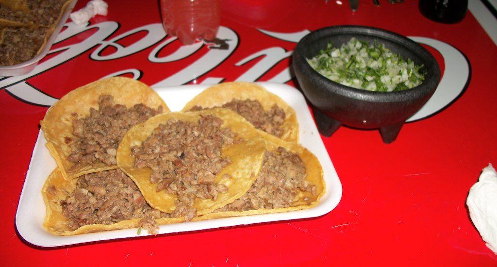 Monterrey, Nuevo Leon Mexico - Tacos