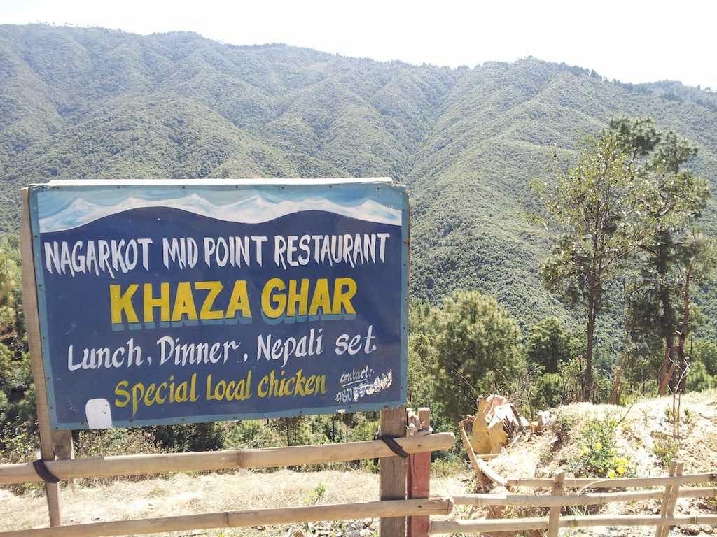 Nagarkot, Nepal - Midpoint Restaurant