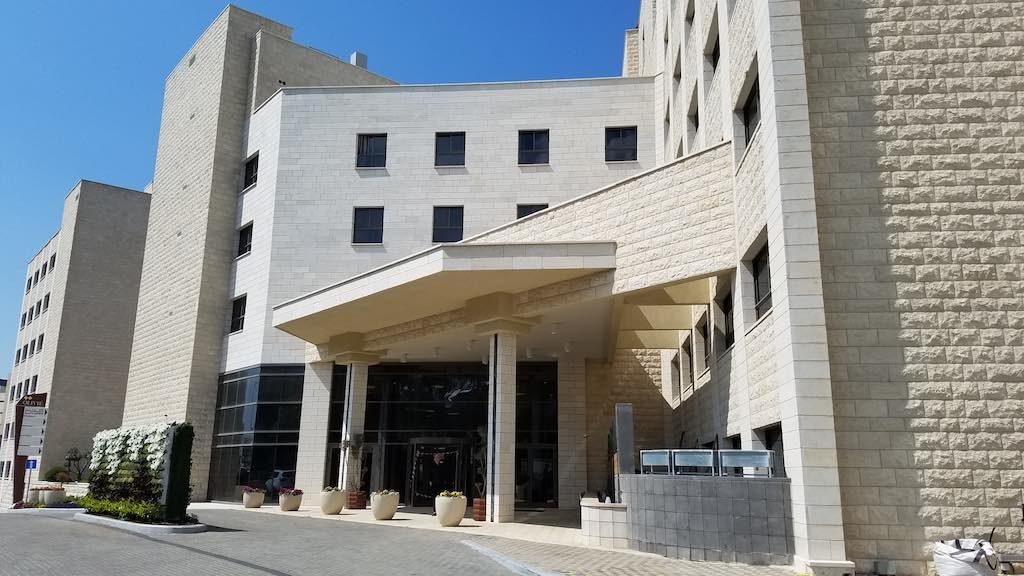 Nazareth, Israel - Hotel Olivie