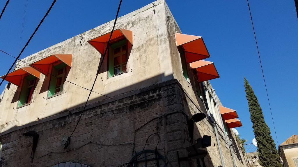 Nazareth, Israel - SimSim Guest House