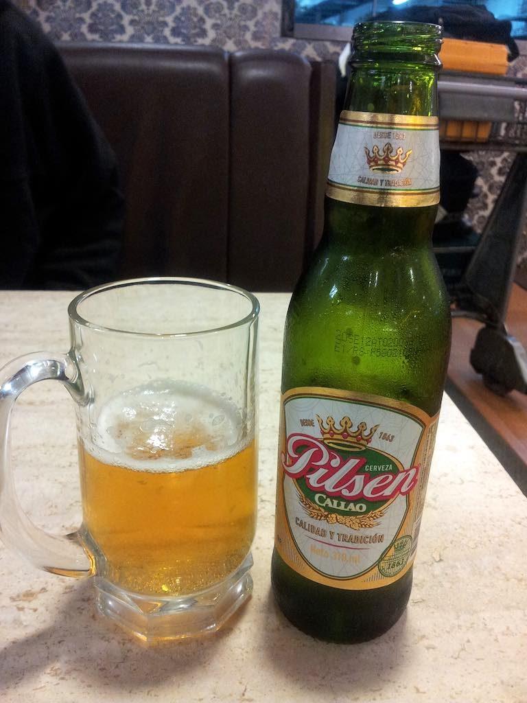 Lima, Peru - Pilsen Callao
