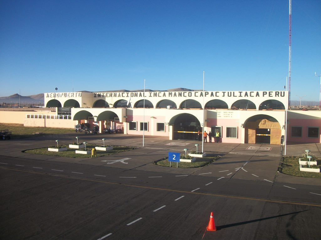 Puno, Peru - Juliaca Airport (JUL)