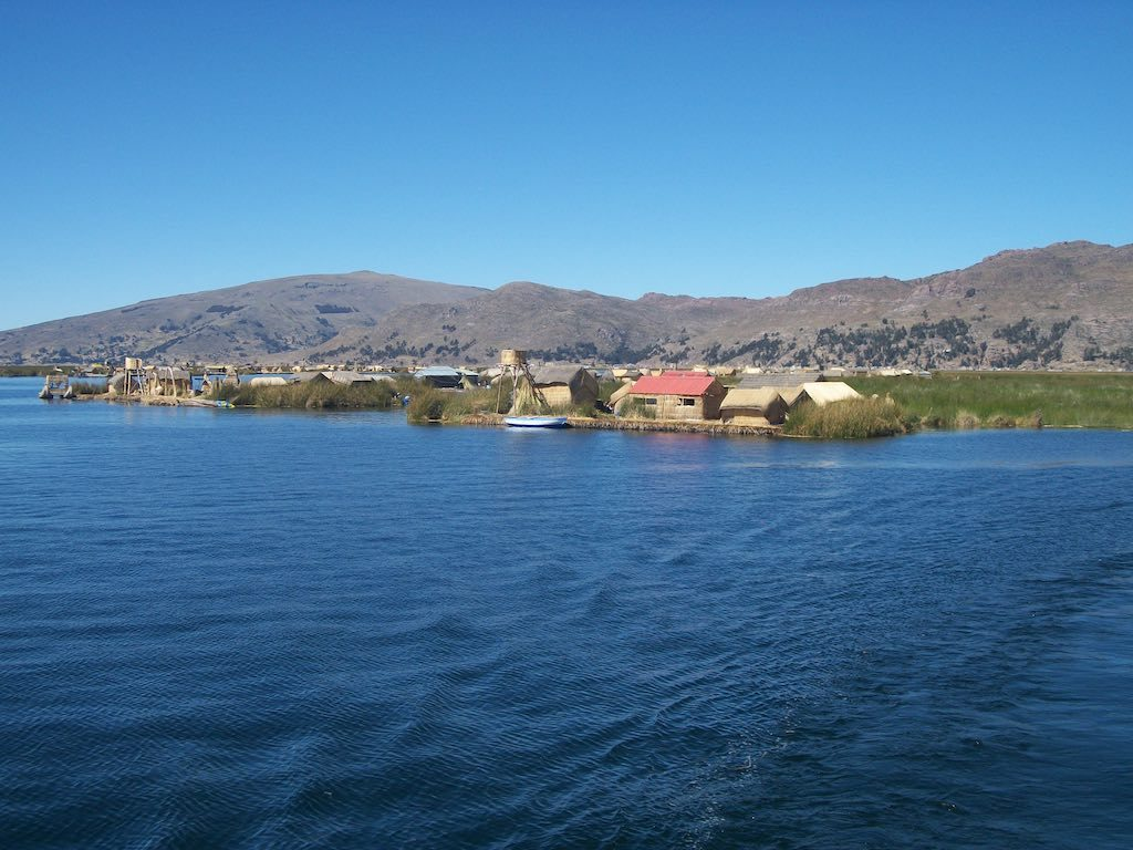 Puno, Peru - Lake Titicaca Home