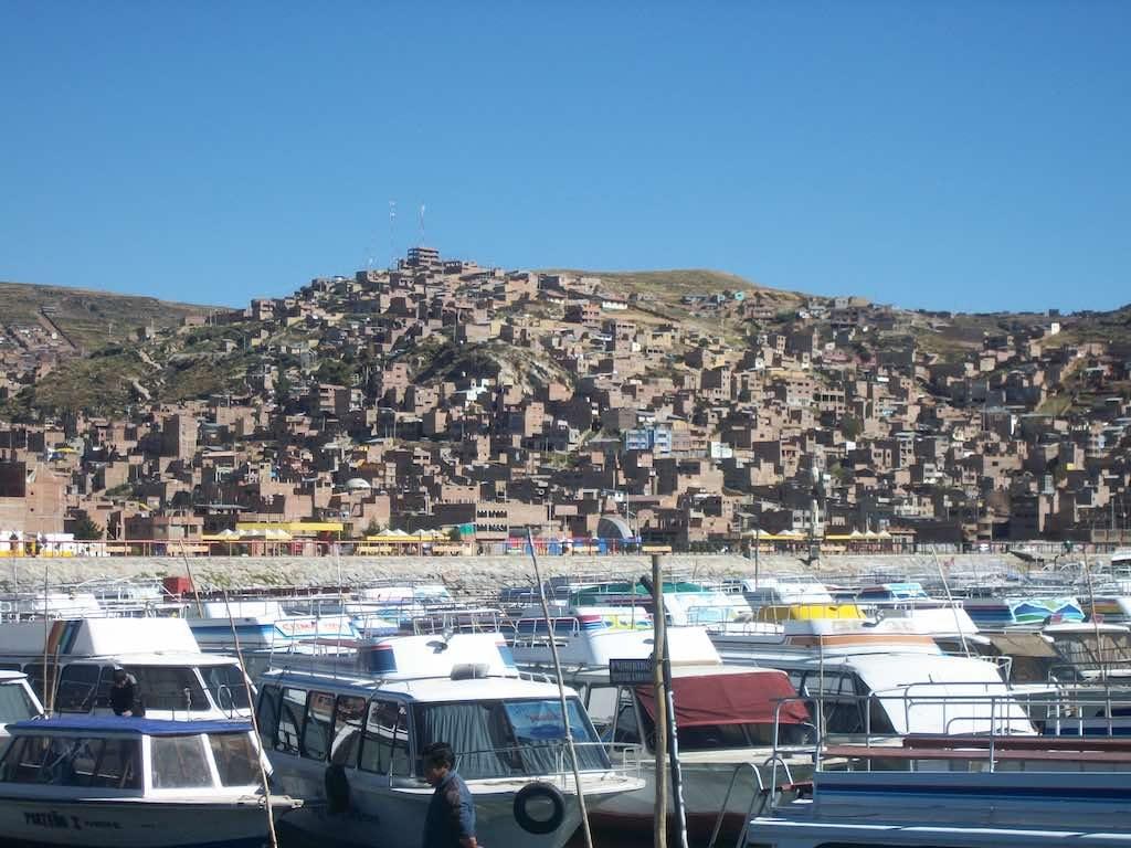 Puno, Peru - Puno Hills