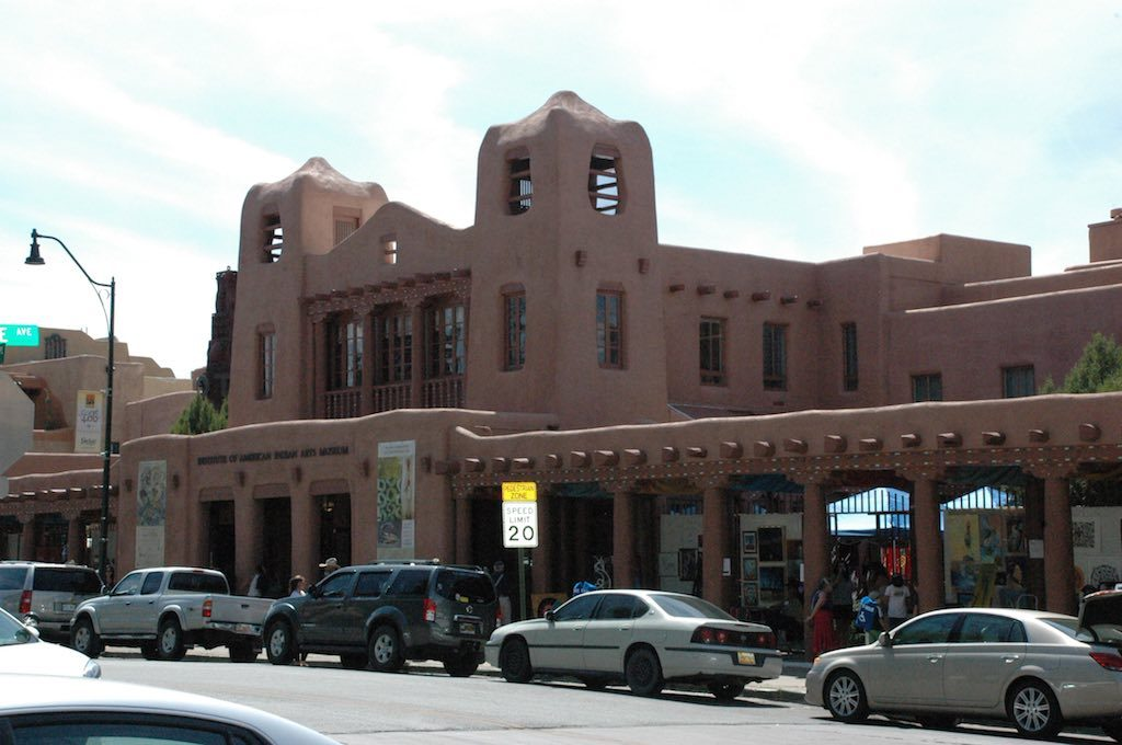 Santa Fe, New Mexico - Institute of American Indian Arts