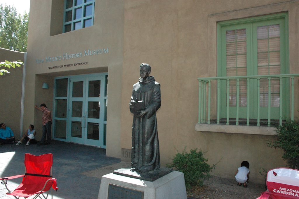 Sante Fe, New Mexico - New Mexico History Museum