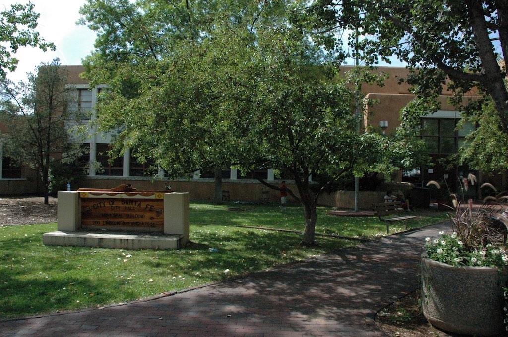 Santa Fe, New Mexico - City Hall