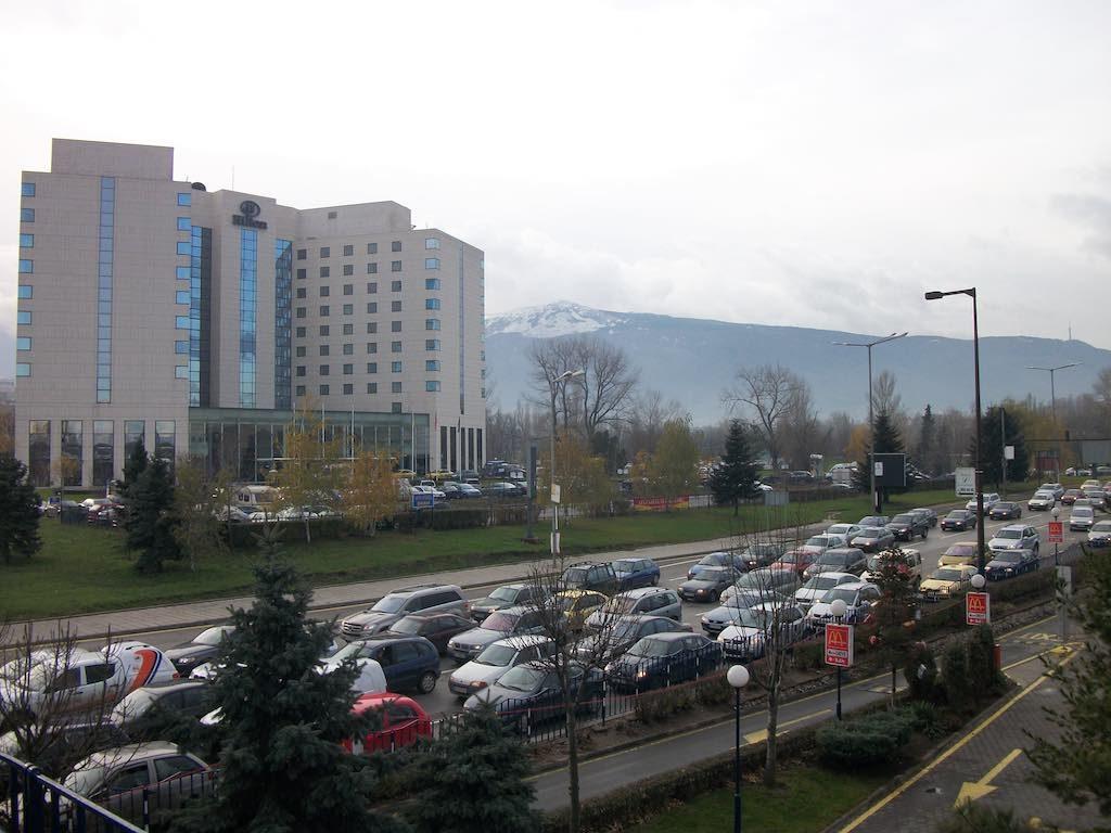 Sofia, Bulgaria - Hilton Hotel