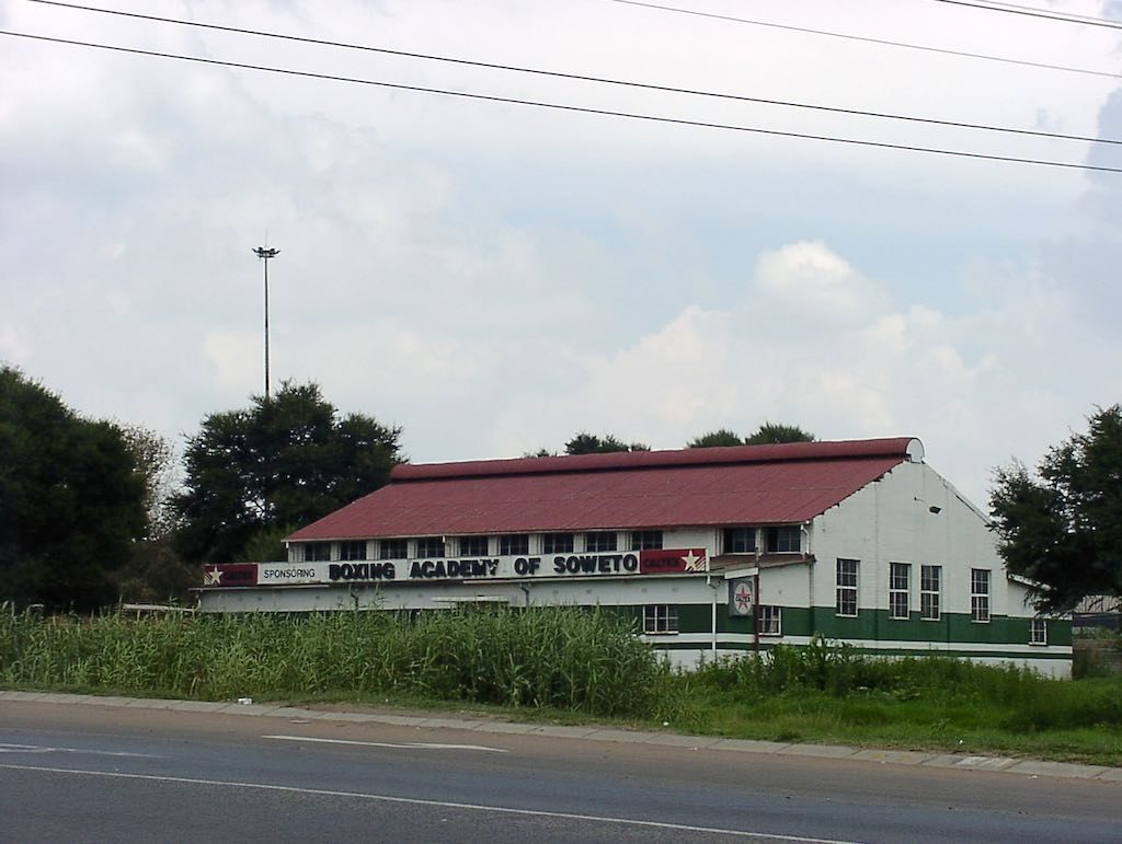Soweto, South Africa - Boxing Academy of Soweto