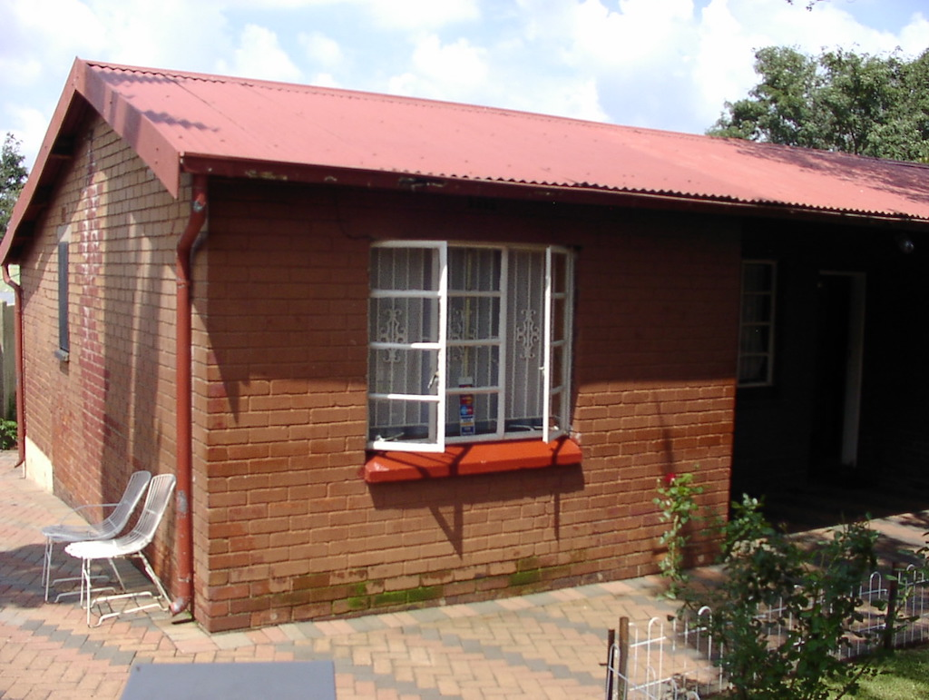 Soweto, South Africa - Nelson Mandela's house
