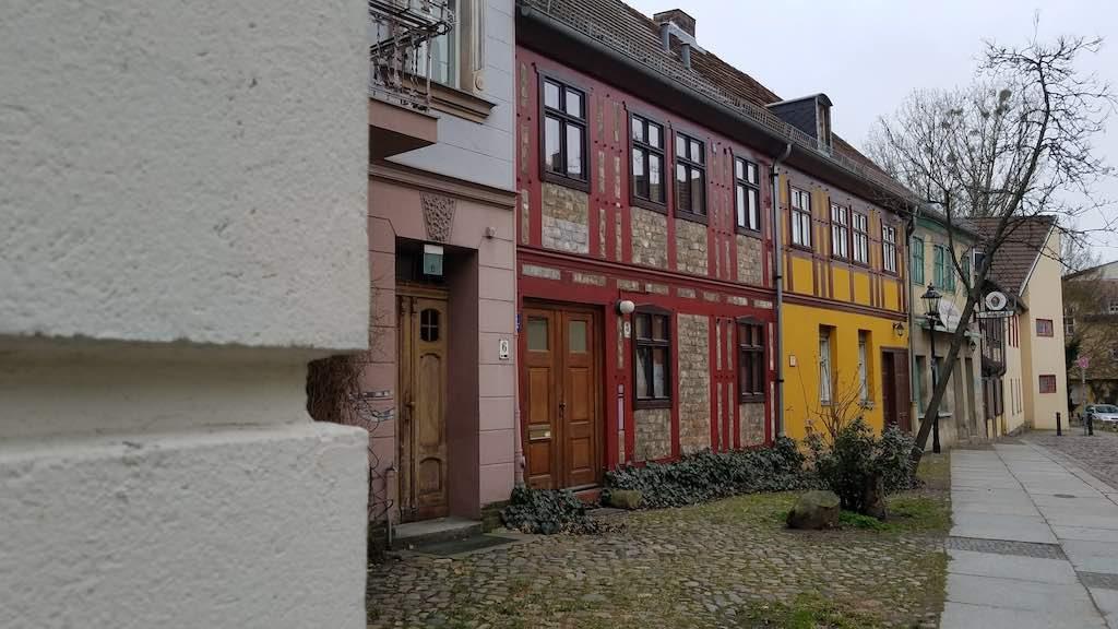 Spandau, Berlin Germany - Homes