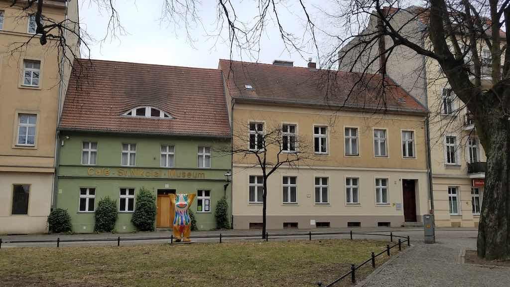 Spandau, Berlin Germany - St. Nolai Museum