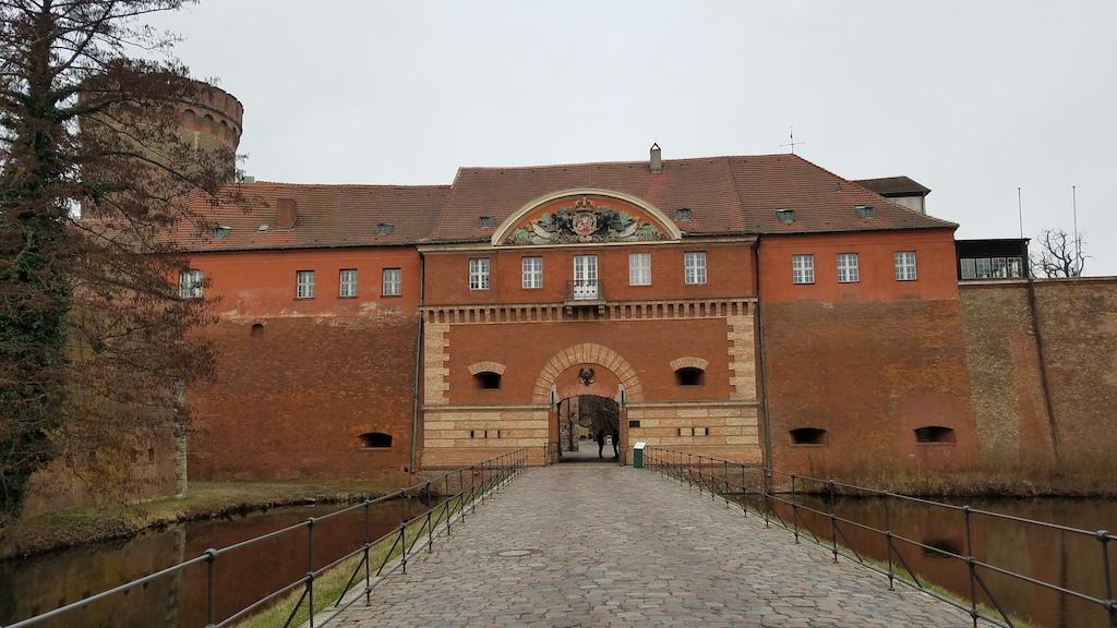 Spandau, Berlin Germany The Citadel