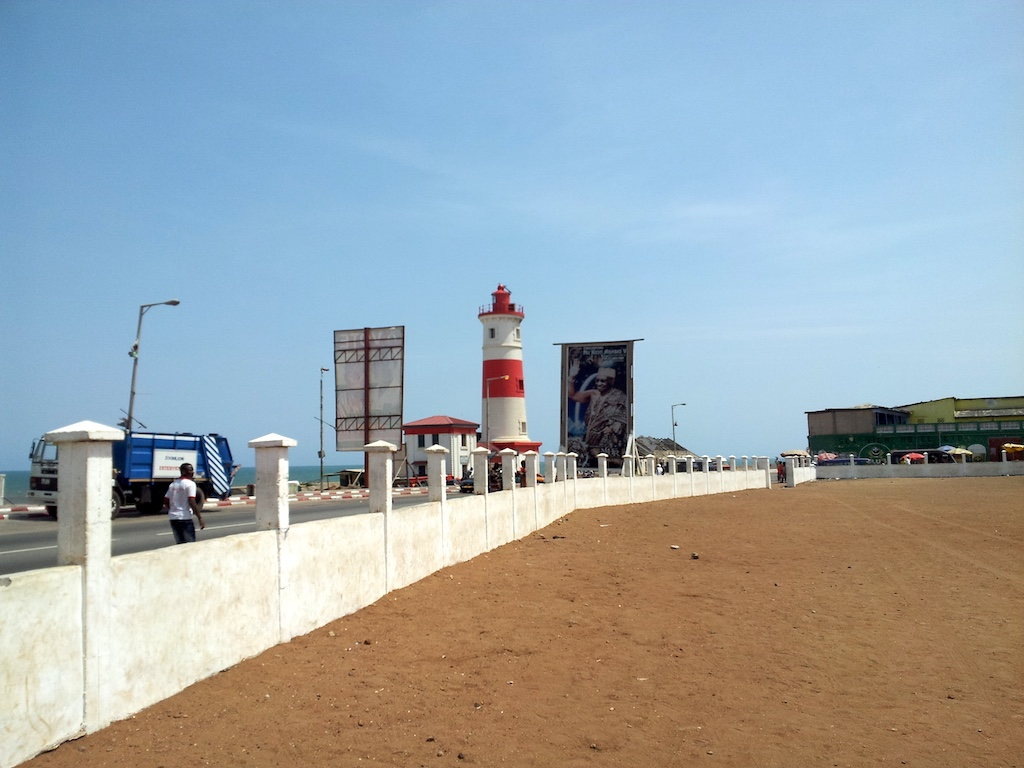Accra, Ghana - Lighthouse