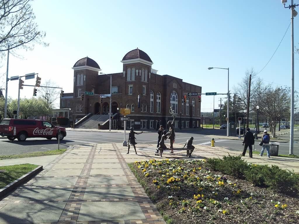 Birmingham, Alabama - 16th Street Baptist Church