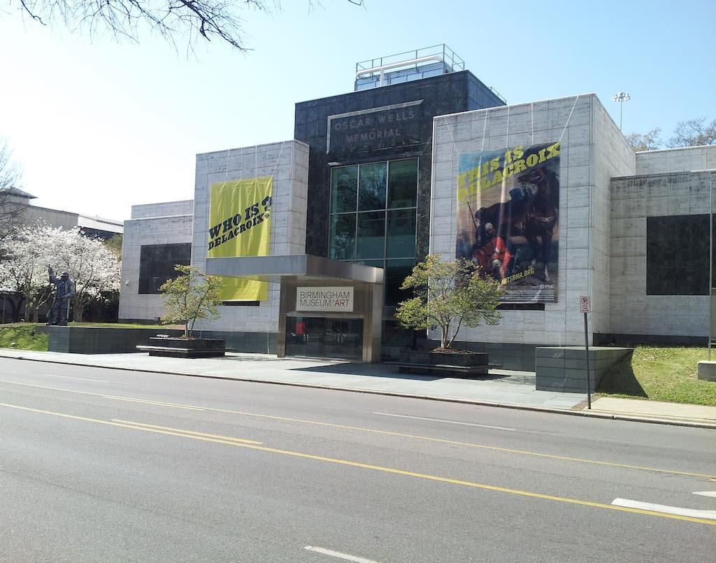 Birmingham, Alabama - Birmingham Museum of Art