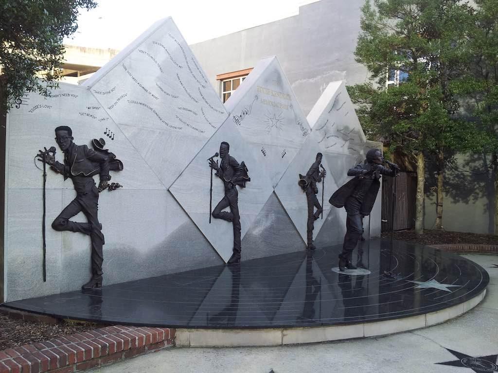 Birmingham, Alabama - Eddie Kendrick Memorial Park