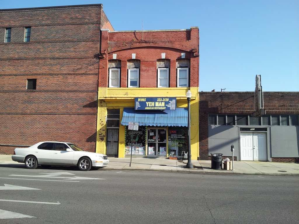 Birmingham, Alabama - Yeh Man Jamaican Restaurant