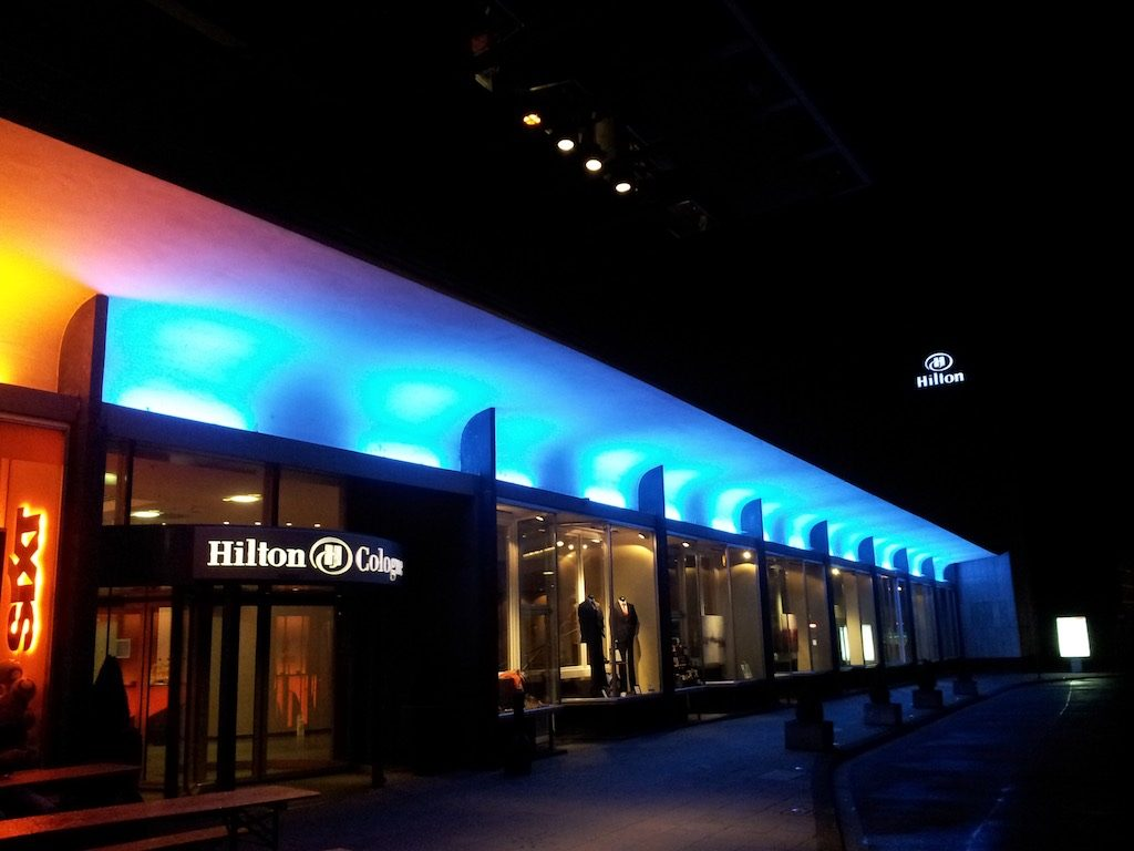 Cologne, Germany - Hilton Cologne