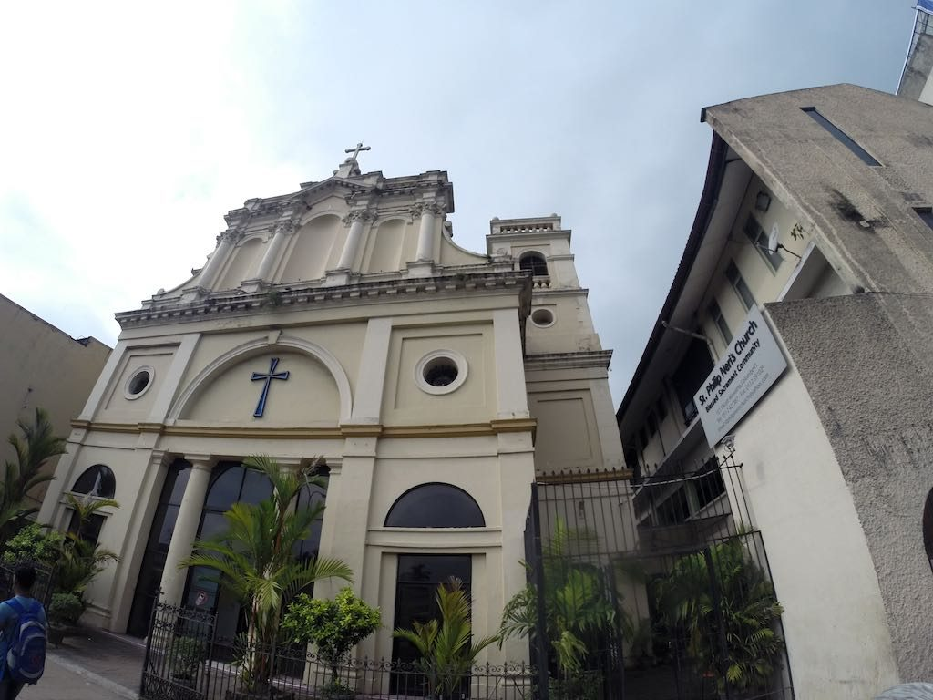 Colombo, Sri Lanka - St. Philip Neri's Church