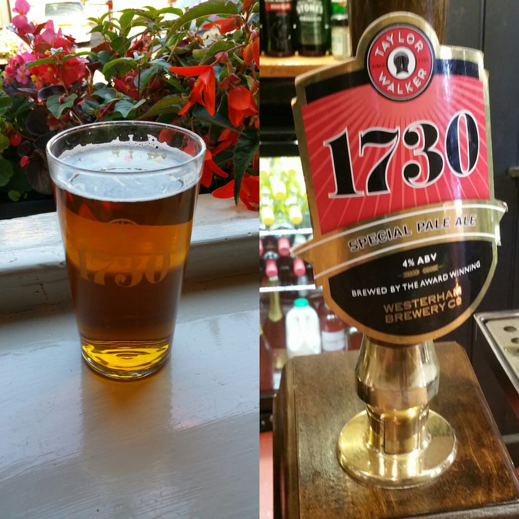 Devil's Dyke, United Kingdom - 1730 lager