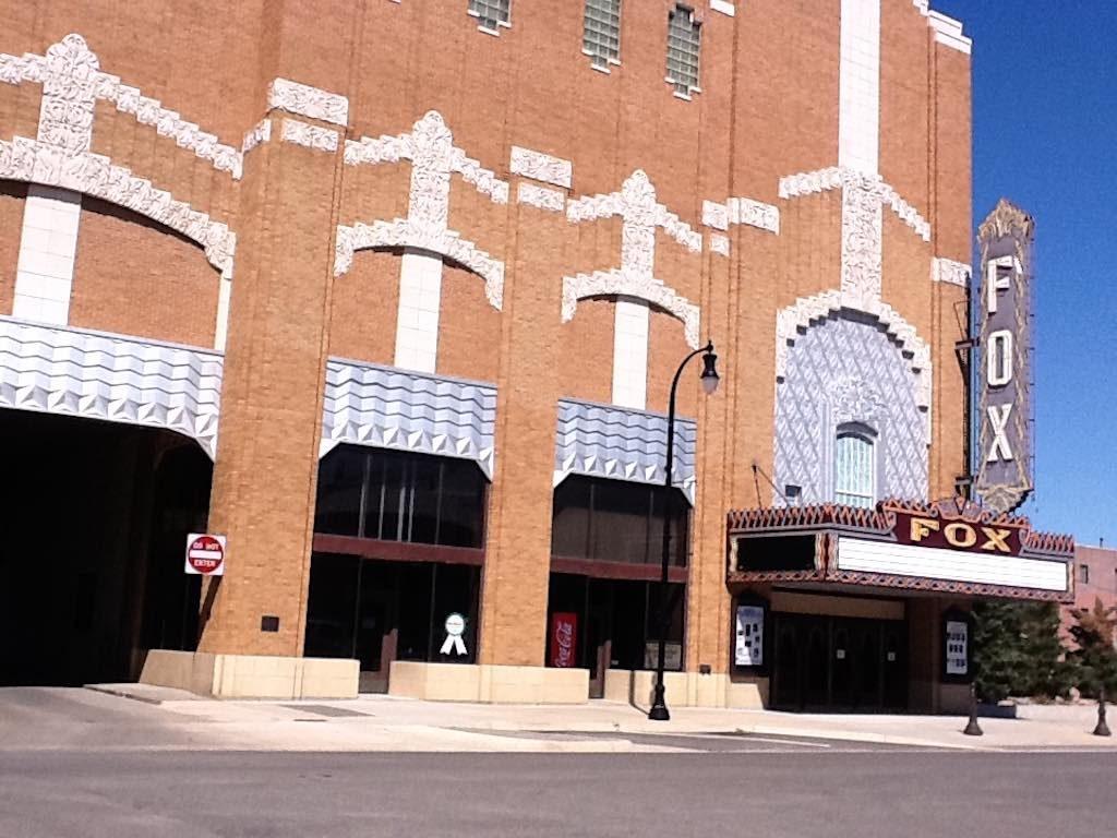 Hutchinson, Kansas USA -Fox Theatre