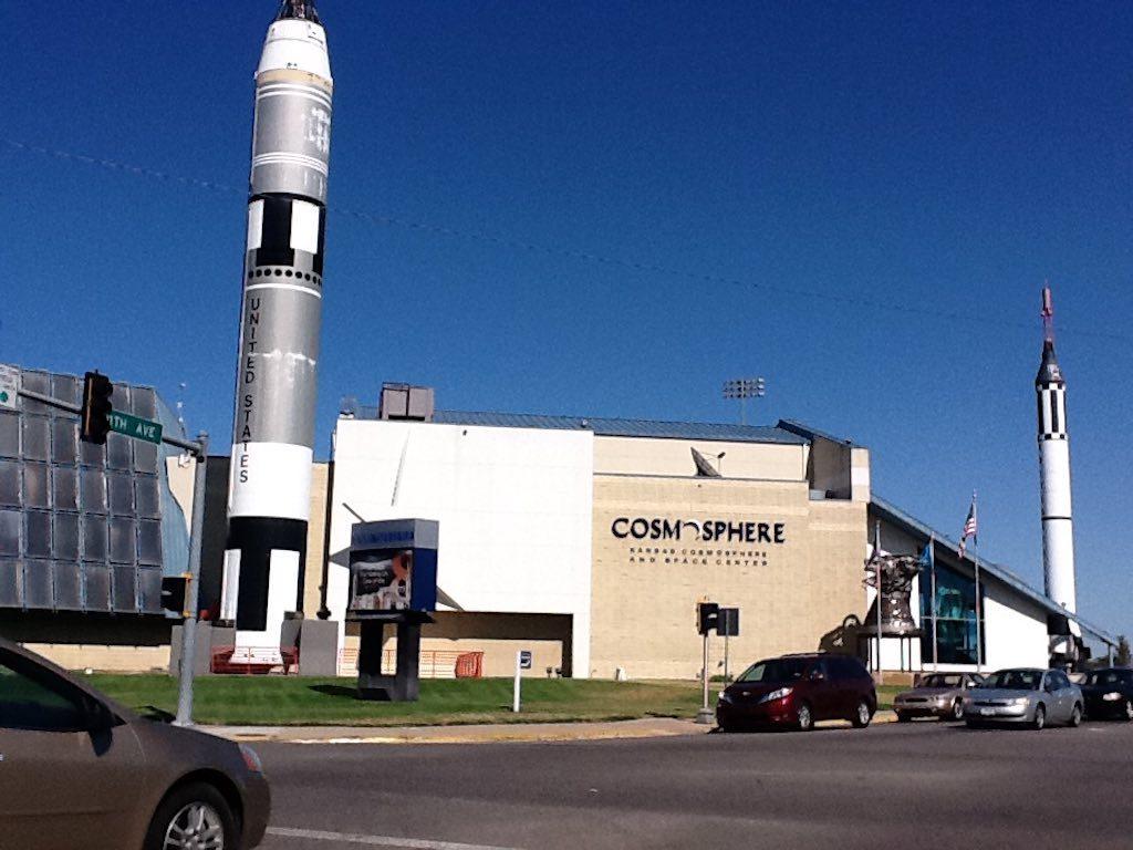 Hutchinson, Kansas USA - Cosmoshpere