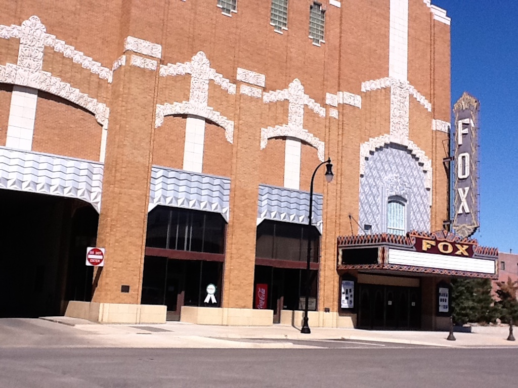 Hutchinson, Kansas USA - Fox Theatre