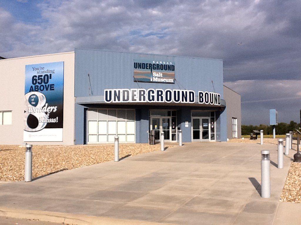 Hutchinson, Kansas USA - Underground Bound