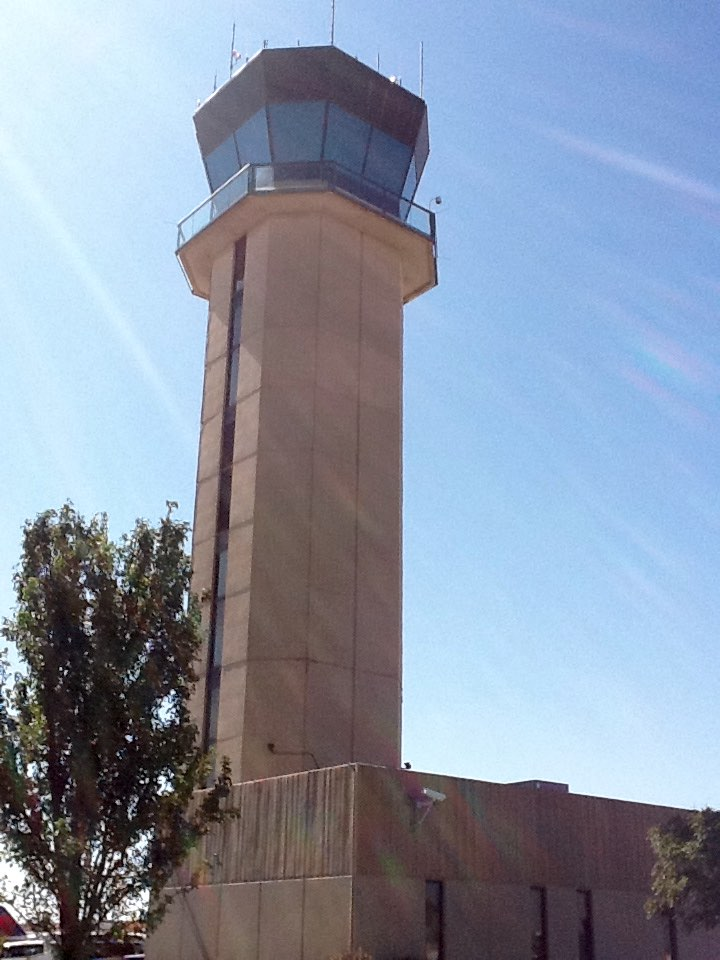 Hutchinson, Kansas USA - Wichita Tower (ICT)