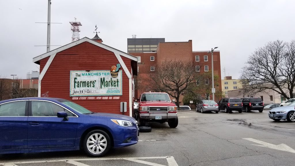 Manchester, New Hampshire - Farmers' Market