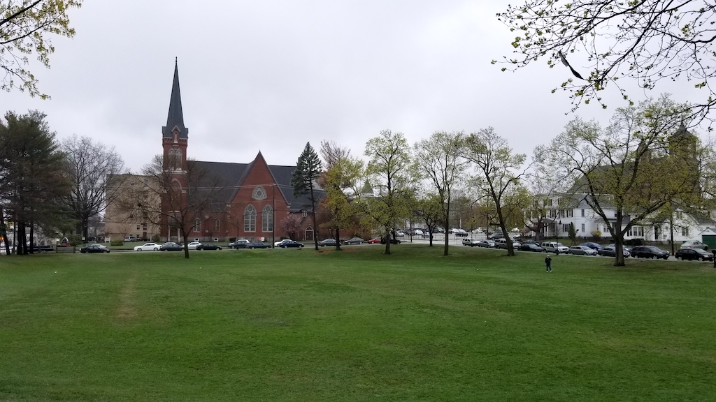 Manchester, New Hampshire - Park