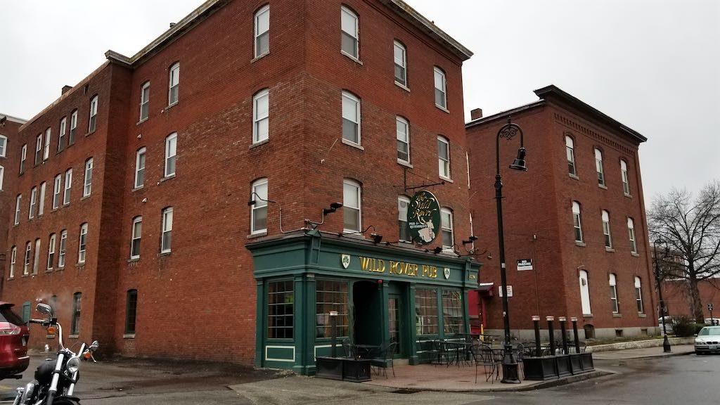 Manchester, New Hampshire - Wild Rover Pub