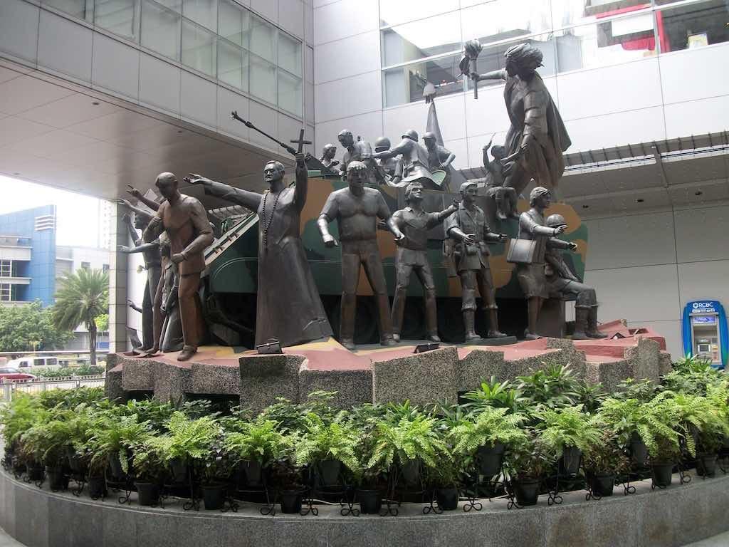 Manila, Philippines - Monument