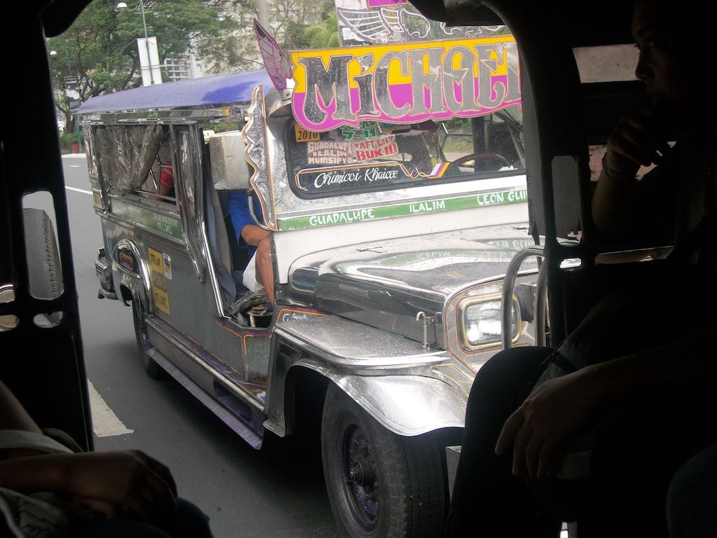 Manila, Philippines - jeepney
