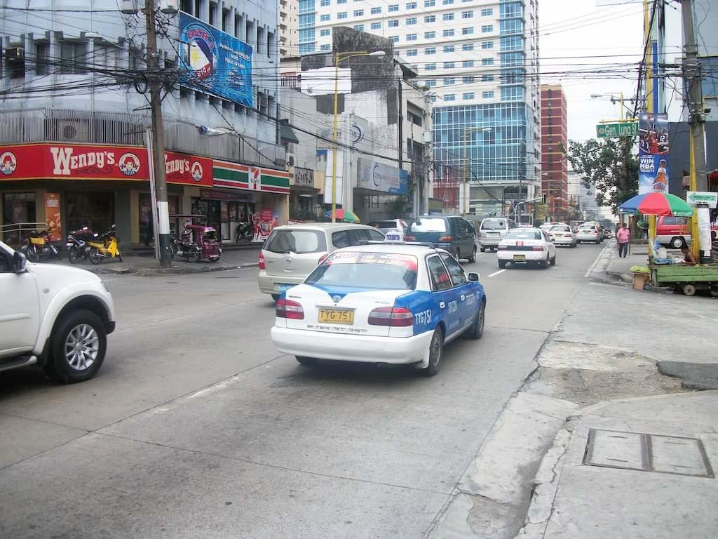 Manila, Philippine - street